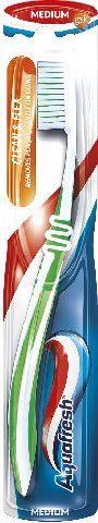 Aquafresh  Szczoteczka Clean & Flex Medium 1