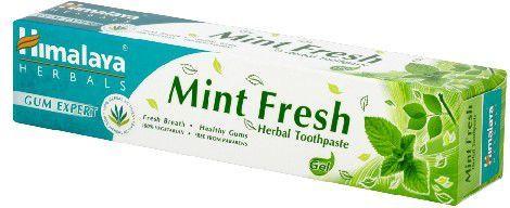 Himalaya Herbals Pasta do zębów Mint Fresh odświeżająca 75 ml 1