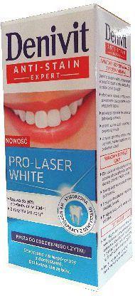 Denivit Pasta do zębów Pro-Laser White 50 ml 1