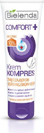 Bielenda Comfort + Krem-kompres zmiękczający do szorstkich stóp 100ml 1