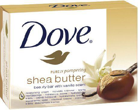 Dove  Shea Butter Mydło w kostce 100g 1