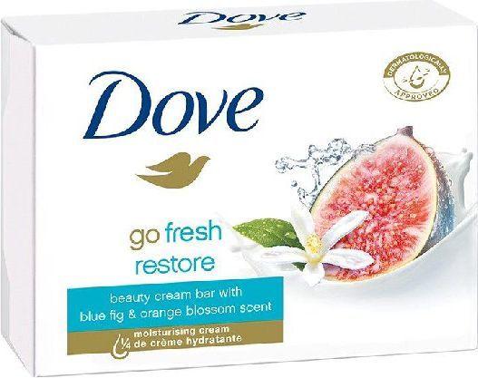 Dove  Go Fresh Restore Mydlo w kostce 100g 1
