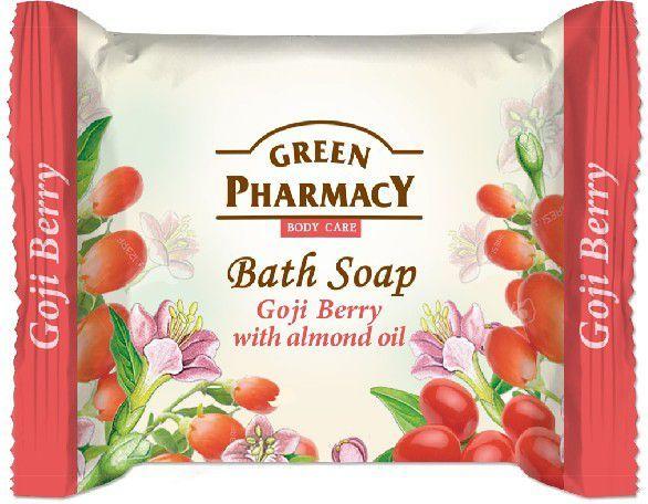 Green Pharmacy Mydło w kostce Body Care Goji Berry 100g 1