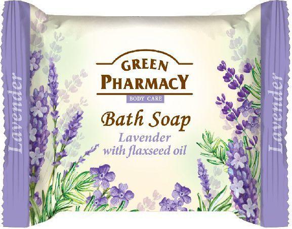 Green Pharmacy Mydło w kostce Body Care Lavender 100g 1