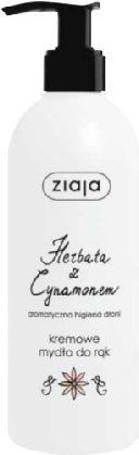 Ziaja Kremowe Mydło Do Rąk Herbata Z Cynamonem 270ml 1