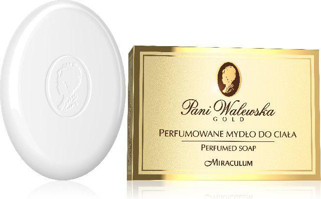 Miraculum  Pani Walewska Gold Mydło do ciała perfumowane 100g 1