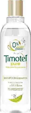 Timotei Szampon Naturalne oczyszczenie 400 ml 1