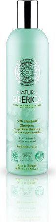 Natura Siberica Szampon do włosów przeciwłupieżowy - włosy każdego rodzaju 400 ml 1