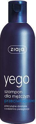 Ziaja Yego Szampon przeciwłupieżowy dla mężczyzn 300 ml 1