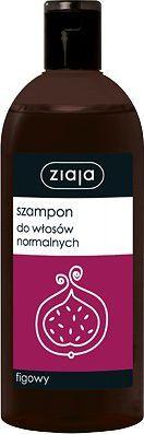 Ziaja Szampon do włosów normalnych figowy 500 ml 1