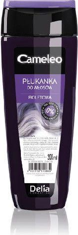 Delia Cameleo Płukanka do włosów fioletowa 200 ml 1