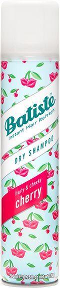 Batiste Suchy szampon do włosów Cherry 200 ml 1