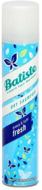 Batiste Suchy szampon do włosów Fresh 200 ml 1