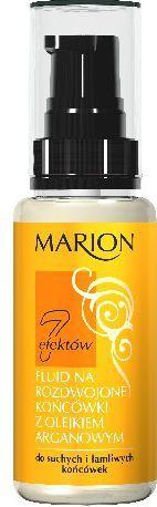 Marion Hair Line Fluid na końcówki z olejem arganowym 50 ml 1