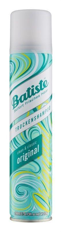 Batiste Suchy szampon do włosów Original 200 ml 1