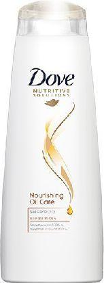 Dove  Nutritive Solutions Szampon Nourishing Oil Care do włosów suchych i puszących się 250 ml 1