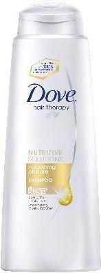Dove  Nutritive Solutions Szampon Nourishing Oil Care do włosów suchych i puszących się 400 ml 1