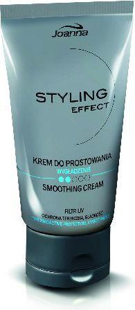 Joanna Styling Effect Krem wygładzający do prostowania włosów 150 g 1