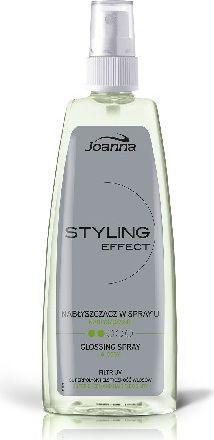 Joanna Styling Effect Nabłyszczacz do włosów w sprayu 150 ml 1