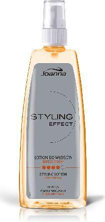 Joanna Styling Effect Lotion do układania włosów bardzo mocny 150 ml 1