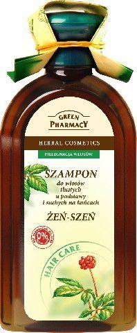 Green Pharmacy Szampon do włosów mieszanych Żeń-Szeń 350 ml 1