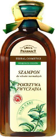 Green Pharmacy Szampon do włosów normalnych Pokrzywa 350 ml 1