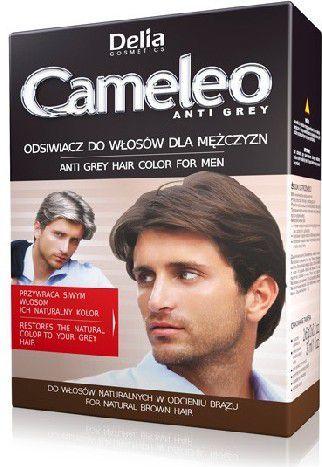 Delia Odsiwiacz dla mężczyzn do włosów naturalnych i brązowych 1