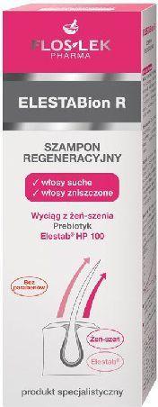 FLOSLEK ELESTABion T - Szampon dermatologiczny regenerujący do włosów suchych 150ml - 143351 1