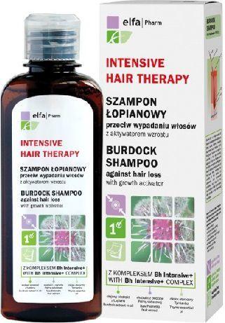 Elfa Pharm Intensive Hair Therapy Szampon łopianowy przeciw wypadaniu włosów 200ml - 810340 1