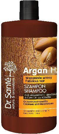 Dr. Sante Argan Hair Szampon oczyszczający do włosów uszkodzonych 1000 ml 1