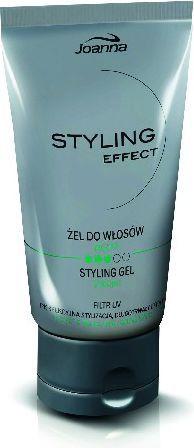 Joanna Styling Effect Żel do włosów mocny 150 g 1