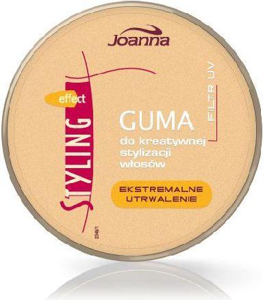 Joanna Styling Effect Guma do kreatywnej stylizacji włosów złota 100 g 1