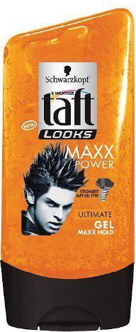 Schwarzkopf Taft Looks Maxx Power Żel do włosów& 150ml - 68559317 1