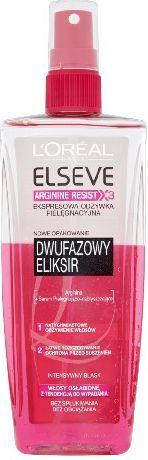 L'Oreal Paris Elseve Eliksir dwufazowy Arganine Resist spray 200 ml 1