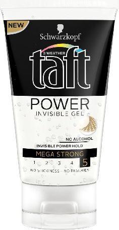 Schwarzkopf Taft Power Invisible Żel do włosów 150 ml 1