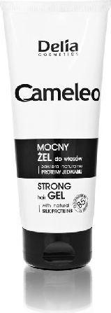 Delia Cameleo Żel do włosów strong 200 ml 1