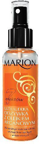 Marion Hair Line Ultralekka odżywka z olejkiem arganowym 120 ml 1