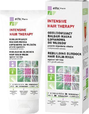 Elfa Pharm Intensive Hair Therapy Balsam-maska łopianowa przeciw wypadaniu włosów 200ml 1