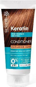 Dr.Sante Keratin Hair Odżywka odbudowująca do włosów łamliwych i matowych 200ml 1