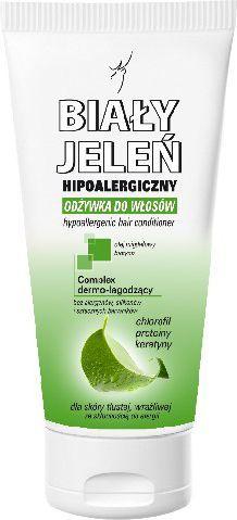 Biały Jeleń Odżywka hipoalergiczna do włosów tłustych 200 ml 1