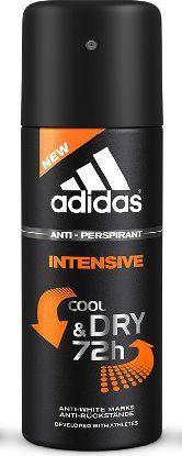 Adidas for Men Cool & Dry Dezodorant spray Intensive 150 ml 1
