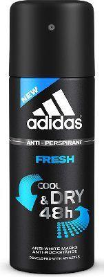 Adidas for Men Cool & Dry Dezodorant spray Fresh 150 ml 1