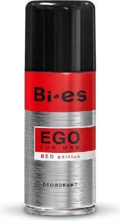 Bi-es Ego Red Dezodorant spray 150ml 1