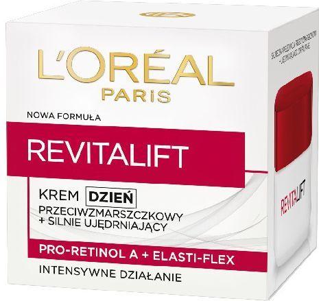 L'Oreal Paris REVITALIFT Krem na dzień przeciwzmarszczkowy - ujędrniający 50 ml 1
