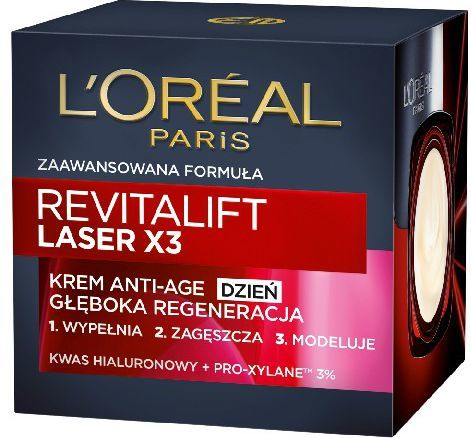 L'Oreal Paris REVITALIFT LASER Krem na dzień 50 ml 1