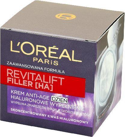 L'Oreal Paris REVITALIFT FILLER [HA] Krem na dzień 50ml 1