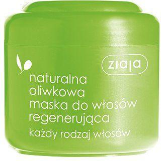 Ziaja Maska do włosów oliwkowa 200 ml 1