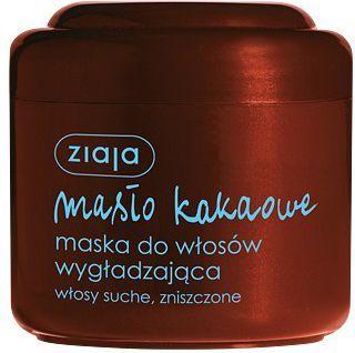 Ziaja Masło Kakaowe Maska do włosów wygładzająca 200 ml 1