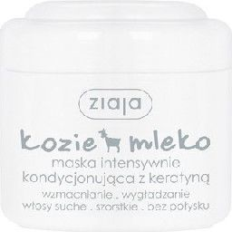 Ziaja Kozie Mleko Maska do włosów suchych kondycjonująca 200 ml 1