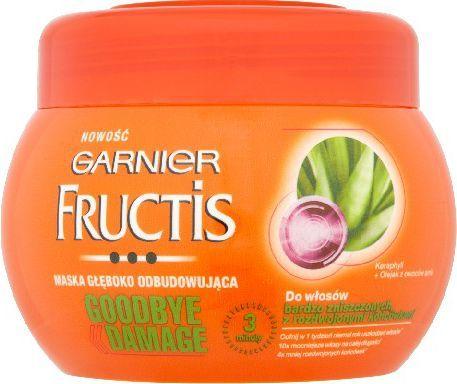 Garnier Fructis Goodbye Damage Maska do włosów bardzo zniszczonych 300 ml 1